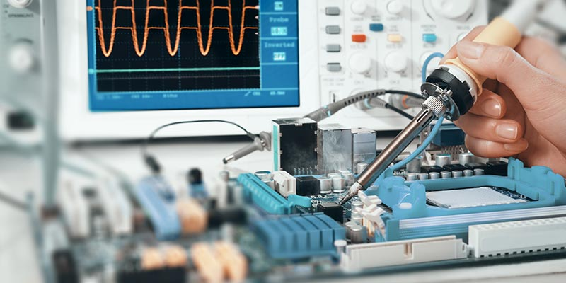 Electronics Lab Test : Calibration lab and software services simco electronics