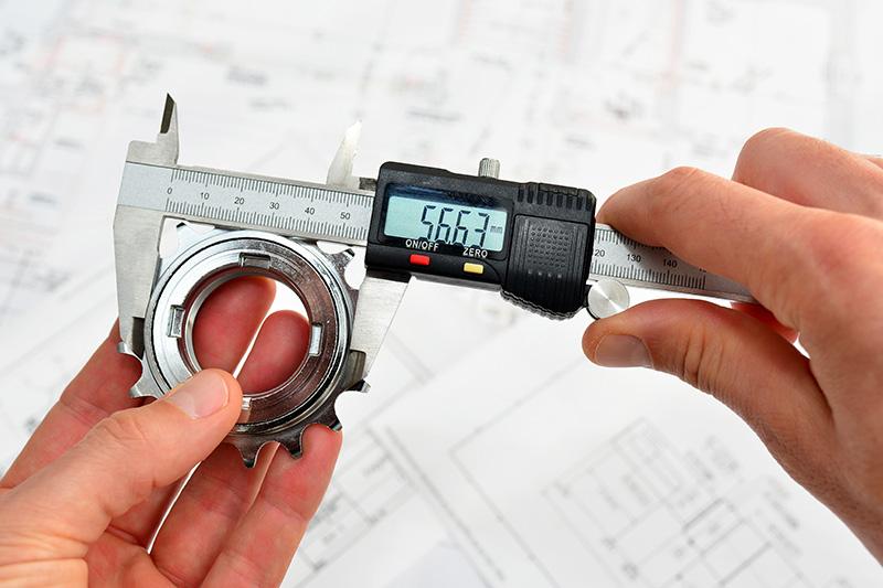 SIMCO Caliper Calibration