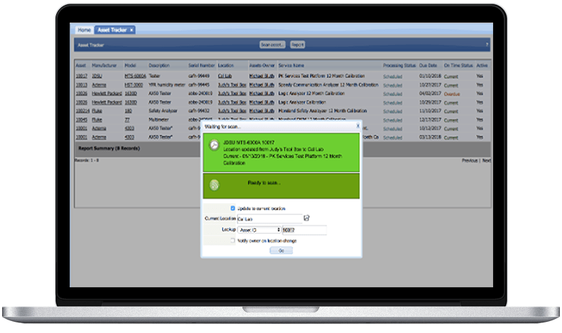 CERDAAC Software Asset Tracking Solution